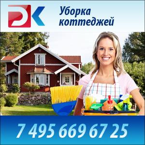 Уборка дома на Тургеневской